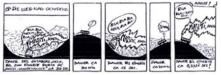 """Aus dem Comic """"Wokathah'heah. Spielschar goes Afrika"""" von J.C. Schott"""
